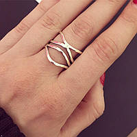 Кольцо из серебра 925 пробы