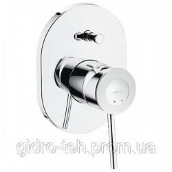 Встраиваемый смеситель для ванны Grohe BauClassic 29047000