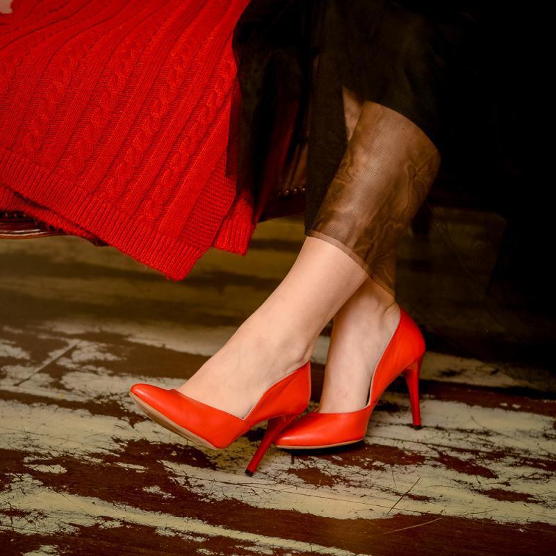 Туфли кожаные 28647