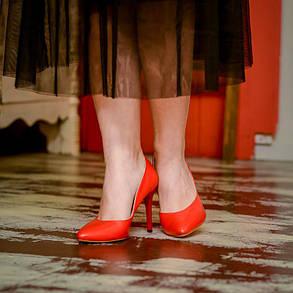 Туфли кожаные 28647, фото 2