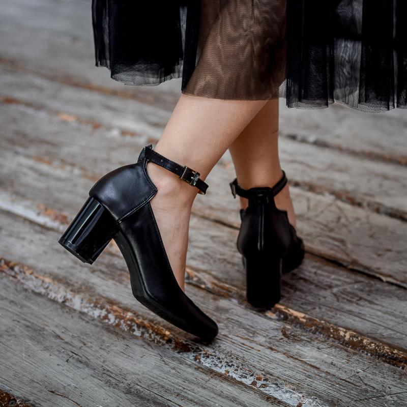 Туфли кожаные 28612