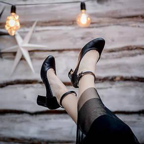 Туфли кожаные 28612, фото 2