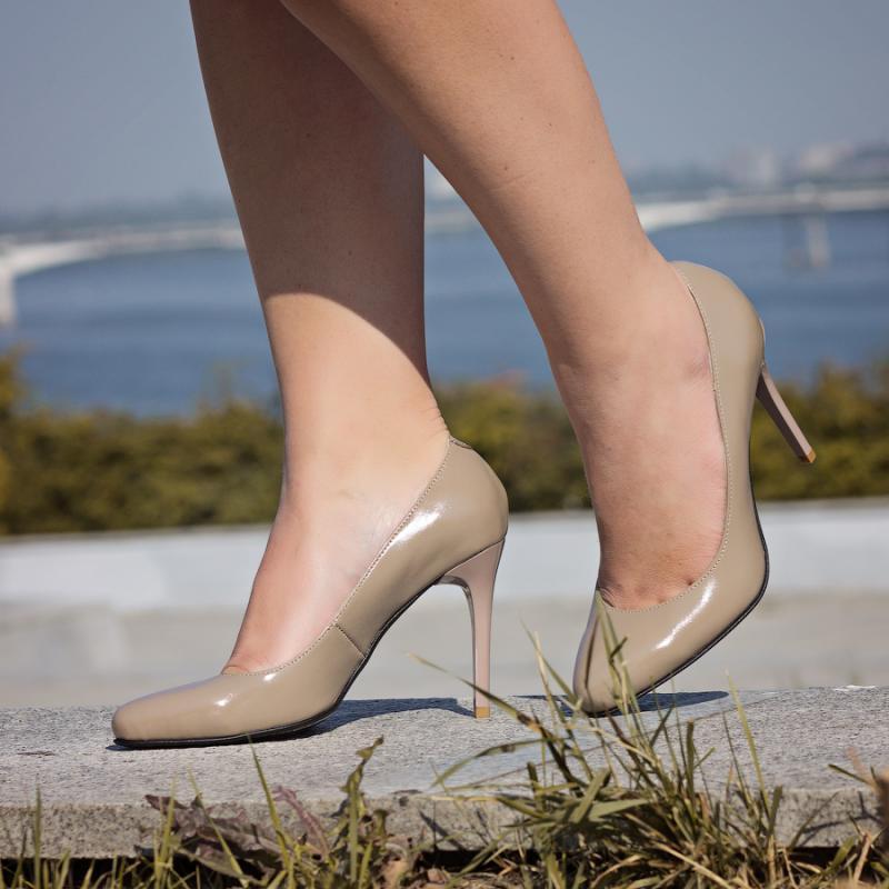 Туфли кожаные 28072