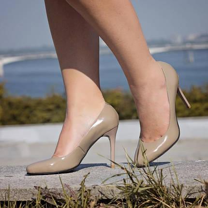 Туфли кожаные 28072, фото 2