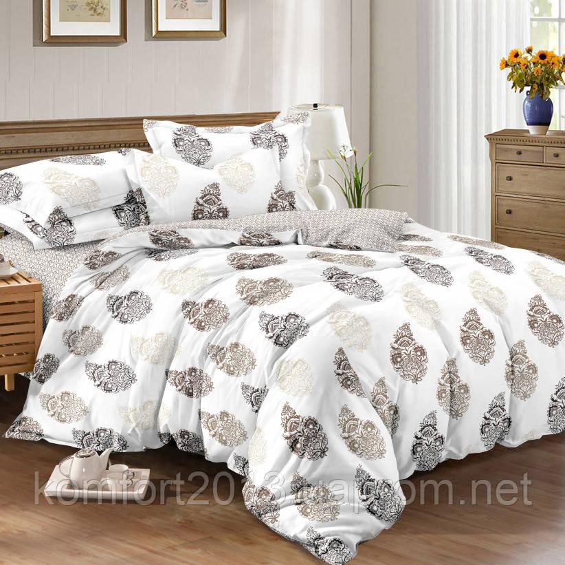 Полуторное постельное белье, Амулет, сатин 100%хлопок