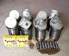 Моторокомплект  ГАЗ-53.1000110 (гильза, поршень, п/палец, кольца, стоп/кольца)
