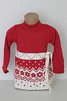 Платье вязаное Podium р. 116,128 см