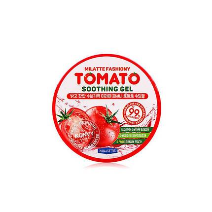 Многофункциональный гель с экстрактом томата MILATTE Fashiony Tomato Soothing Gel, 300 мл, фото 2