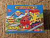 Музыкальный поезд / Musical Train, 25х10 см