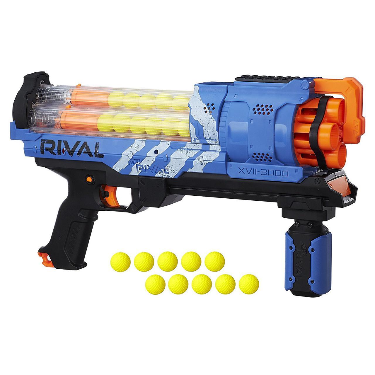 Hasbro Бластер Nerf Rival Artemis XVII-3000 Синий B8237