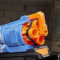Hasbro Бластер Nerf Rival Artemis XVII-3000 Синий B8237, фото 5