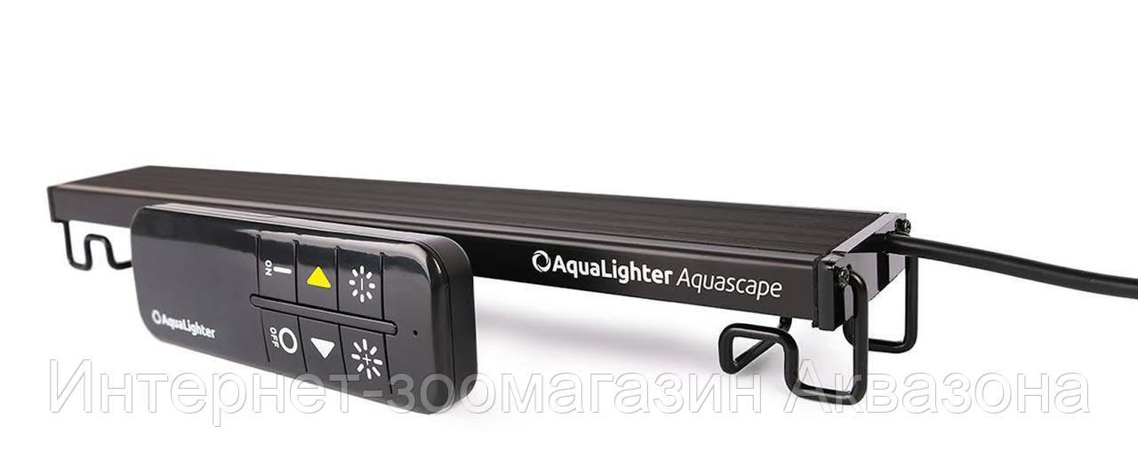 Светильник светодиодный, Collar AquaLighter Marinescape, 30-45 см черный