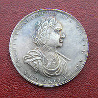 Полтина Петро I 1711 р.