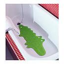 Килимок для ванної зелений крокодил PATRULL 33*9, фото 2