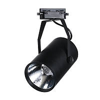 LED-Светильник LEDEX трековый HN-GDD-016, 30W, AC185-265V, Black, 6000K