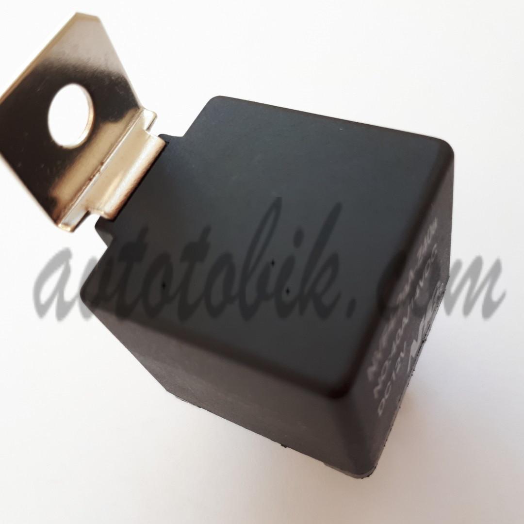 Реле 4-х контактное 12В/40А (Китай, NHG)