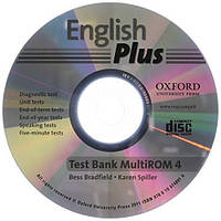 English Plus 4: Test Bank Multi Rom