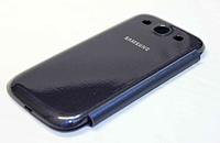 Уценка темно-синий Чехол к Samsung Galaxy S3 i9300, S3 duos+кышка, фото 1
