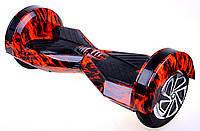 Гироскутер Smart Balance 8 дюймов + APP Огонь САМОБАЛАНС NEW