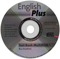 English Plus 1: Test Bank Multi Rom