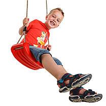 Качели для детей, детские качели подвесные Standart, фото 3