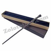 Волшебная палочка Гарри Поттера в коробке