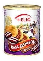 Згущене молоко з карамелью Helio 400g (6шт/ящ)