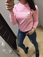 Женский свитшот с надписями