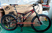 Горный велосипед Azimut Dinamic 26 GD черный