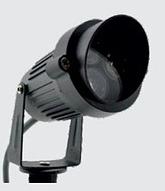 Светодиодный газонный светильник 3Вт RGB LM15 (без пульта)
