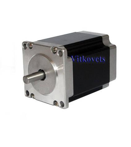 Двигатель шаговый 23HS8430  3.0A 18 кг/см ЧПУ CNC, фото 2