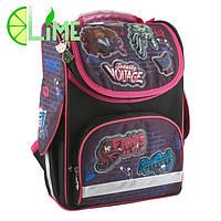 Ортопедический рюкзак, KITE Monster High , фото 1