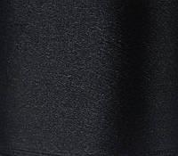 Тесьма атласная 25 мм .черный 25 ярд.