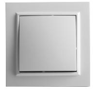Выключатель белый Enzo EH-2101