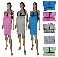 Ночная рубашка для беременных и кормящих 03278-2 Viola, р.р. 42-56