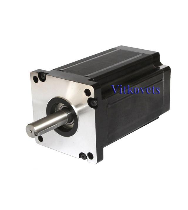 Шаговый двигатель 24N.m ЧПУ CNC NEMA43 43HS6850 6.0А