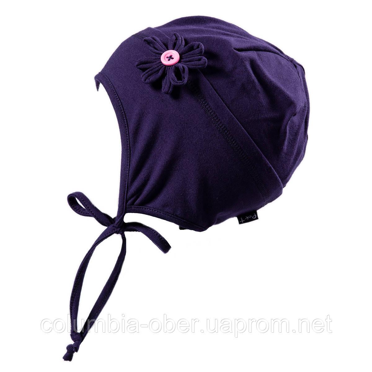Демисезонная шапка для девочек Peluche S18 TU 64 EF Purple Haze. Размер 3/5, 6/8.