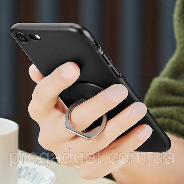 Кольцо держатель для iphone, смартфона, телефона от Baseus