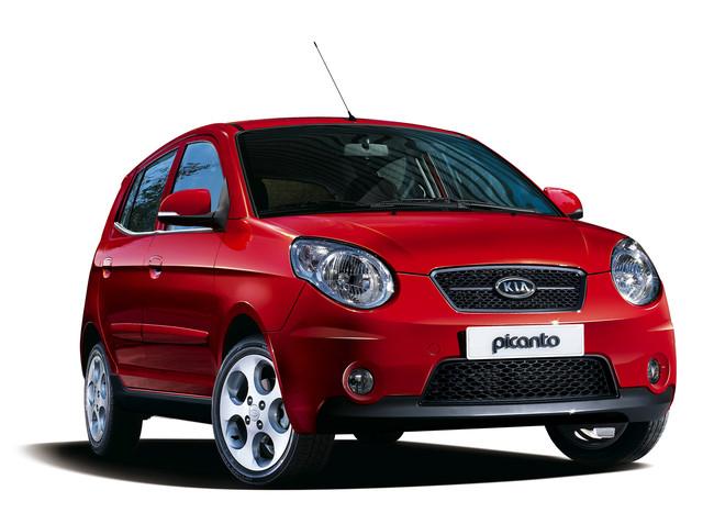 Kia Picanto (BA) (2004-2011)