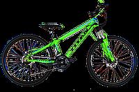 Велосипед горный, велосипед, велосипеды Titan Flash 26 Green-Black-Blue