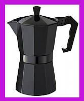 Гейзерная кофеварка  Domotec DT-2706