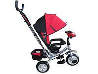 Велоколяска, велосипед трехколесный, велосипед детский Titan Baby-Trike Red (пена)