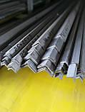 Уголок нержавеющий 30х30х3,0 мм AISI 304, фото 2