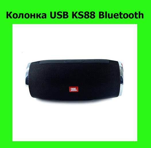 Колонка USB KS88 Bluetooth!Опт