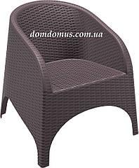 Кресло пластиковое Aruba Gushion, Siesta, Турция 804