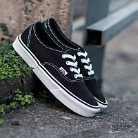 Стильные кроссовки кеды Vans (Ванс, Вансы) Authentic. 4 разные цвета!  Черно-белые