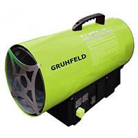 Газовая пушка Grunfeld GFAH-30 (тепловая мощность 30кВт, 220В, сжиженный пропан-бутан)