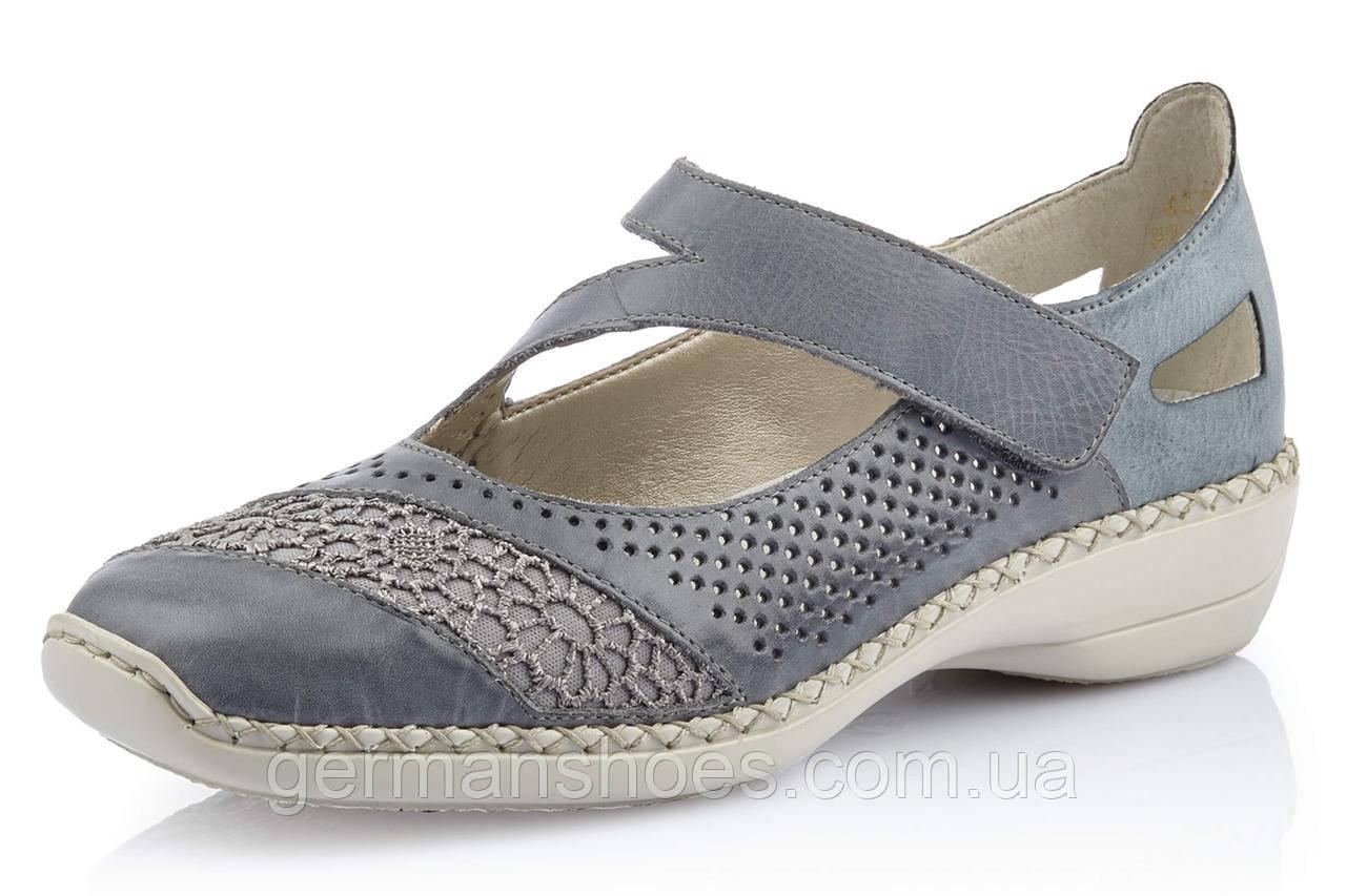 Туфли женские Rieker 41373-12