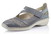 Туфли женские Rieker 41373-12, фото 1