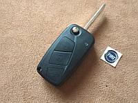 Fiat ключ корпус заготовка ключа